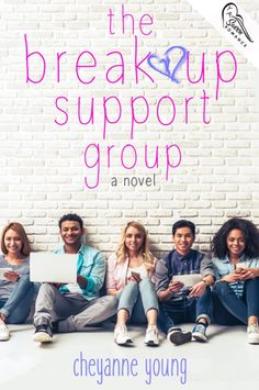 {Spotlight & Giveaway} The Breakup Support Group by Cheyanne Young*