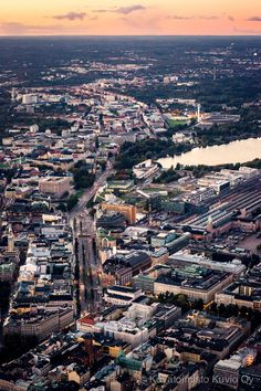 Aerial test in Autumn Helsinki Things To Do, Visit Helsinki, Singapore City, City Photography, Aerial Photography, Best Cities, Amazing Destinations, Oh The Places You'll Go, Aerial View