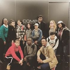 Thank you to Combs Enterprises and #diddy for hosting @cushcenter for our media/arts/technology exposure trip! ✨ ✨ ✨ The students and staff of Fannie Lou Hamer High School in the Bronx were excellent with everyone @revolttv, we learned so much, and special thank you to Ms. Luz B. and Mr. Joshua P! 😊 ✨ Shout out to @devtsmith_ Ms. Chloe Williams, Brandon, Hannah Rad, Amber and Lawrence J. of @revolttv news we thank you all and all of the crew for showing us the ropes!