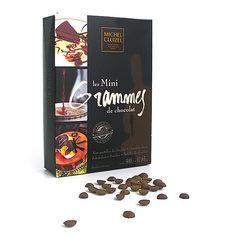 Chocolats Michel Cluizel - Les minigrammes lait – chocolat de couverture Michel Cluizel