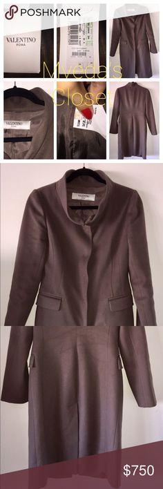 I just added this listing on Poshmark: Valentino Coat. #shopmycloset #poshmark #fashion #shopping #style #forsale #Valentino #Jackets & Blazers
