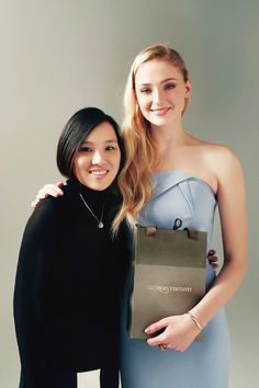 Sophie Turner Behind the Scenes of her photoshoot for Giorgio Visconti's Jewelry Collection