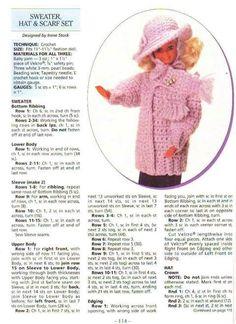 Fashion Doll Fantasy 110 Winter Wonderland 2