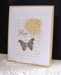 Creative Elements - Stampin' Up