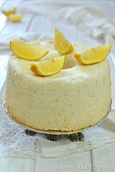 Torta degli Angeli o Angel Cake - Dolci senza zucchero | Dolci poco Dolci