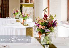 Wedding natural wedding displays.