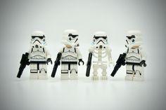 https://flic.kr/p/HYVvsr   LEGO Stormtrooper Skeleton   Lego Star Wars Stormtroopers Online with Skeleton Member ...