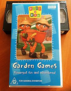 Bill & ben #garden #games - abc for kids - vhs,  View more on the LINK: http://www.zeppy.io/product/gb/2/121575279097/
