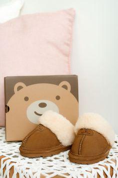 BEARPAW Toddler slippers