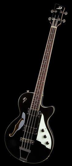 Duesenberg Guitars Starplayer Bass Black