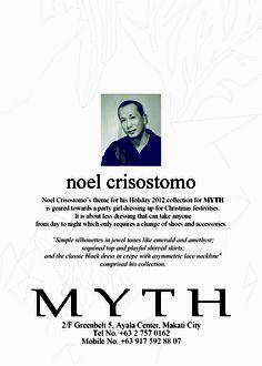 Noel Crisostomo - Holiday 2012