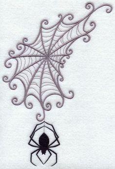 spiderweb wedge