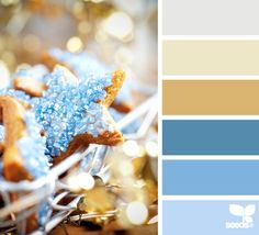 Holiday Hues check out all the combinations here http://elenaarsenoglou.com/?p=6983