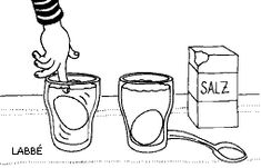 Wasser: Salzwasser gegen Süsswasser - Zzzebra, das Web-Magazin für Kinder   Labbé Verlag