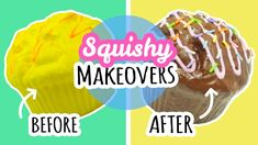 Arts and crafts video art crafts squishy makeovers 2 redecorating cheap diy arts and crafts videos . arts and crafts video Diy And Crafts Sewing, Diy Arts And Crafts, Crafts For Teens, Crafts To Sell, Easy Crafts, Art And Craft Videos, Diy Videos, Fingerprint Art, Cheap Art