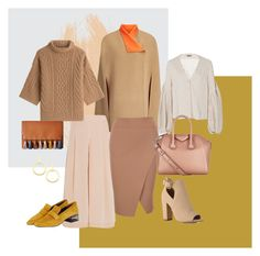 Sands by yamieshu on Polyvore featuring polyvore, мода, style, MaxMara, Hellessy, Joseph, TIBI, Topshop, Givenchy, Rebecca Minkoff, Vita Fede, fashion and clothing