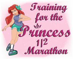 Ariel Princess 1/2 Marathon