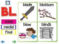 L & L Blends Articulation App