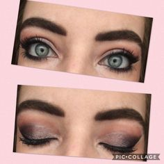 I can't get enough of these 😍 I used Palette #3  Are you good with eyeshadow? Would you like to have one of these palettes for yourself?  You can get it here 👉🏼 https://www.youniqueproducts.com/KathrynLou/party/8639963/view