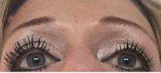 1 coat of 3D Fiber Lash on the eye to your left - verses 4 coats of my usual mascara on the eye to the right. Show-stopping lashes for moi xx