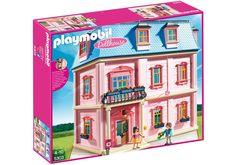 PLAYMOBIL 5303 - CASA ROMANTICA DELLE BAMBOLE - Disponibile in pronta consegna su Vendiloshop.it #playmobil #offerte #giocattoli #vendiloshop