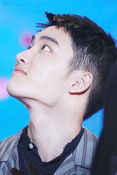 Do Kyungsoo ♥ (cto) Music Waves, Exo Do, Do Kyung Soo, Jawline, Korean Music, Kyungsoo, Handsome Boys, I Love Him, Photo Galleries