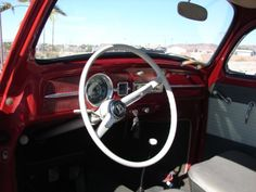 love the dashboard and steering wheel.