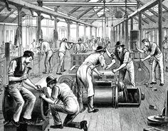 the building industry 19th century construction essay The 19th century introduced new and increasingly  19th century communications and transportation  as government and industry became interested in.