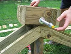 how to build a teeter totter for bikes