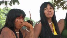 Filme   Povos do Xingu contra a construção de Belo Monte