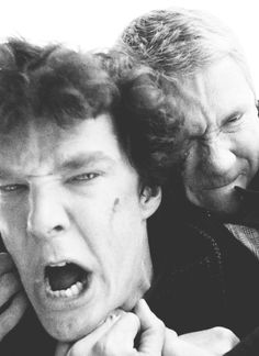 You want to remember, Sherlock, I was a soldier. I killed people!