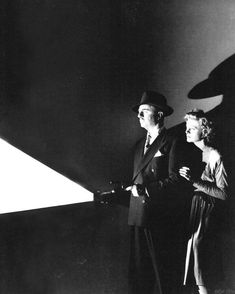 William Powell and Myrna Loy -- The Thin Man series.