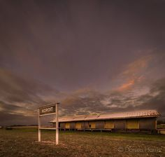 Back to Koroit again tonight. This is the old goods shed and platform at the of Koroit Railway Station.  #world_bestsky #exploreaustralia #exclusive_shot #exclusive_sky #ig_superstarz #igworldclub_sky #sky_brilliance #super_photosunsets #sunset_hub #sunset_vision #australia_shotz #sunset_madness #sunset_stream #australiagram #igworldclub_sky #warrnambool #visit12apostles #greatoceanroad #visitvictoria #sky_sultans #epic_captures #ig_hdr_dreams #igglobalclubhdr #main_vision #hdr_captures…