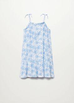 Printed cotton dress - Woman | Mango India Minnie Dress, Fabric Print Design, Print Shift, Sweatshirt Dress, Teen Fashion Outfits, Cotton Dresses, Printed Cotton, Mango, Women