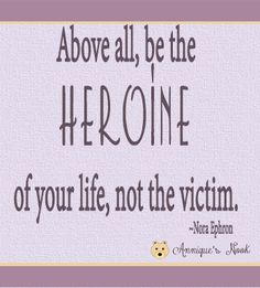 Great quote from Nora Ephron