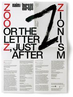 Experimental Jetset - NAiM Zoo Letter Z