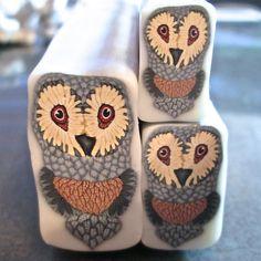 Renaissance Gal of San Antonio: Owl Cane Take 2 by Deb Hart