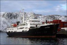 Hurtigruten- Lofoten, 2,621 GT, Capacity of 233 passengers