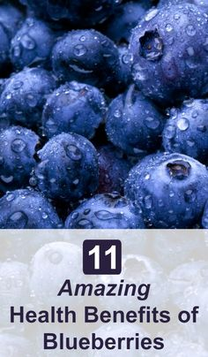 Blueberries contain antioxidants, which work to neutralize free radicals linked to the development of cancer, cardiovascular disease, and other age-related conditions. They are packed with vitamins C, E, riboflavin, niacin, and folate. They also contain minerals like iron, magnesium, manganese, and potassium. Here are 11 Amazing Health Benefits of Blueberries - Selfcarers