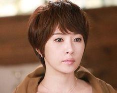 김선아 머리! 나이를 젊어보이게 하는 숏컷 & 김선아컷트 헤어 스타일 분석 : 네이버 블로그