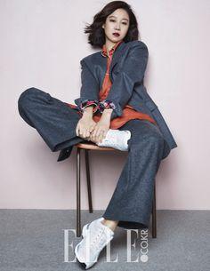 공효진의 스타일링 레슨 | 엘르코리아(ELLE KOREA)
