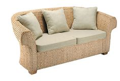 Montgomery Seagrass Sofa at @One Kings Lane