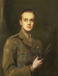 Hugh Osbert Molyneaux, 7th Earl of Sefton by Philip Alexius De Laszlo