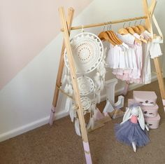 Image of Kids Clothes Rack (RACK ONLY)