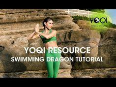 YOQI RESOURCE Swimming Dragon Qigong Tutorial - YouTube