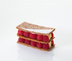 Raspberry milles feuilles - Passion by Gerard Dubois