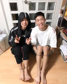 """Worry about nothing. Pray about everything"" bobby and his brother"