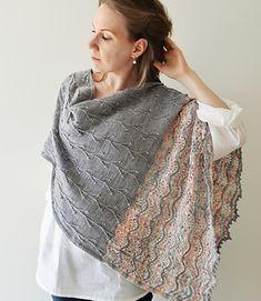 Ravelry: Hanami Shawl pattern by Inese Sang