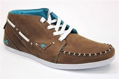 BOXFRESH Helm Trainer Boots BROWN