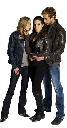 Lost Girl - Canadian Supernatural TV Show it's hard for me to find tv shows I really enjoy and this one I love. soo good.